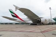 A6-EEB, Airbus A380-800, Emirates