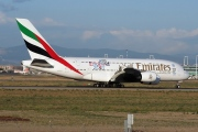 A6-EET, Airbus A380-800, Emirates