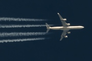 A6-EHI, Airbus A340-600, Etihad Airways