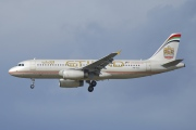 A6-EIC, Airbus A320-200, Etihad Airways