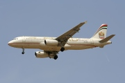 A6-EIH, Airbus A320-200, Etihad Airways