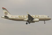 A6-EIV, Airbus A320-200, Etihad Airways