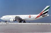 A6-EKE, Airbus A300B4-600R, Emirates