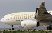 A6-EKS, Airbus A330-200, Emirates