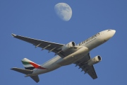 A6-EKW, Airbus A330-200, Emirates