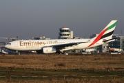 A6-EKX, Airbus A330-200, Emirates