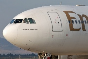 A6-EKY, Airbus A330-200, Emirates