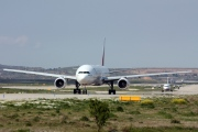 A6-EMU, Boeing 777-300, Emirates