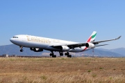 A6-ERN, Airbus A340-300, Emirates