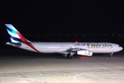 A6-ERS, Airbus A340-300, Emirates
