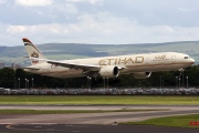 A6-ETP, Boeing 777-300ER, Etihad Airways