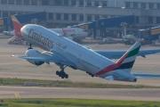 A6-EWC, Boeing 777-200LR, Emirates