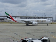 A6-EWH, Boeing 777-200LR, Emirates