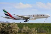 A6-EWJ, Boeing 777-200LR, Emirates