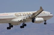 A6-EYD, Airbus A330-200, Etihad Airways