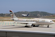 A6-EYG, Airbus A330-200, Etihad Airways
