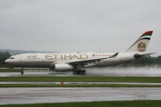 A6-EYJ, Airbus A330-200, Etihad Airways
