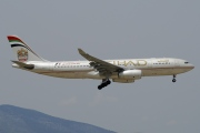 A6-EYL, Airbus A330-200, Etihad Airways