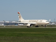 A6-EYN, Airbus A330-200, Etihad Airways