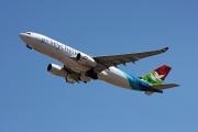 A6-EYY, Airbus A330-200, Air Seychelles
