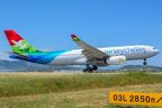 A6-EYZ, Airbus A330-200, Air Seychelles