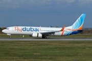 A6-FEB, Boeing 737-800/BBJ2, Fly Dubai