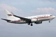 A6-HRS, Boeing 737-700/BBJ, Dubai Air Wing - Royal Flight