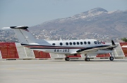 A6-JAZ, Beechcraft 350 Super King Air, Private