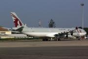 A7-AAH, Airbus A340-300, Qatar Amiri Flight