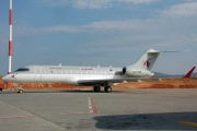 A7-AAM, Bombardier Global Express, Qatar Airways