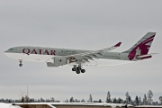 A7-ACG, Airbus A330-200, Qatar Airways