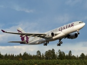 A7-ACJ, Airbus A330-200, Qatar Airways