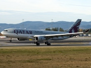 A7-ACK, Airbus A330-200, Qatar Airways