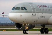 A7-ADA, Airbus A320-200, Qatar Airways