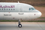 A7-ADG, Airbus A320-200, Qatar Airways