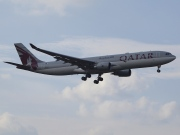 A7-AEA, Airbus A330-300, Qatar Airways