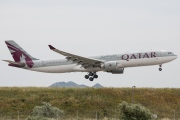 A7-AED, Airbus A330-300, Qatar Airways
