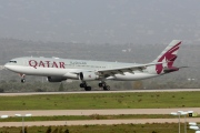 A7-AEF, Airbus A330-300, Qatar Airways