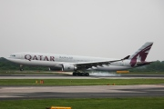 A7-AEI, Airbus A330-300, Qatar Airways