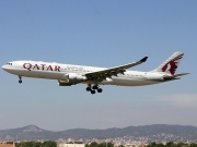 A7-AEJ, Airbus A330-300, Qatar Airways
