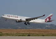 A7-AEN, Airbus A330-300, Qatar Airways