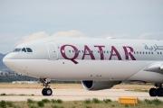 A7-AEO, Airbus A330-300, Qatar Airways