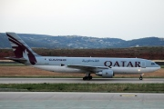 A7-AFB, Airbus A300B4-600RF, Qatar Airways Cargo