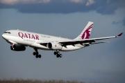 A7-AFF, Airbus A330-200F, Qatar Airways Cargo