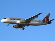 A7-AHC, Airbus A320-200, Qatar Airways