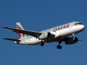 A7-AHD, Airbus A320-200, Qatar Airways