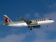 A7-AHE, Airbus A320-200, Qatar Airways