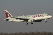 A7-AHJ, Airbus A320-200, Qatar Airways