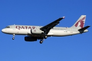 A7-AHL, Airbus A320-200, Qatar Airways