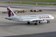 A7-AHW, Airbus A320-200, Qatar Airways